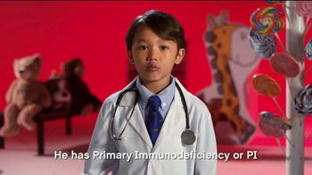 Jeffrey Modell Foundation TV Spot, 'When I Grow Up.. I Want to be a Doctor!'
