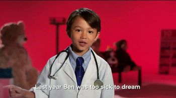 Jeffrey Modell Foundation TV Spot, 'When I Grow Up.. I Want to be a Doctor!' - Thumbnail 2