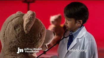 Jeffrey Modell Foundation TV Spot, 'When I Grow Up.. I Want to be a Doctor!' - Thumbnail 6