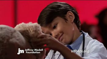 Jeffrey Modell Foundation TV Spot, 'When I Grow Up.. I Want to be a Doctor!' - Thumbnail 7