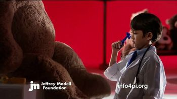 Jeffrey Modell Foundation TV Spot, 'When I Grow Up.. I Want to be a Doctor!' - Thumbnail 8