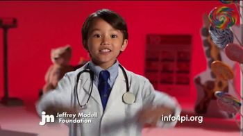 Jeffrey Modell Foundation TV Spot, 'When I Grow Up.. I Want to be a Doctor!' - Thumbnail 9