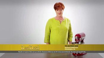 DealDash TV Spot, \'TV\'