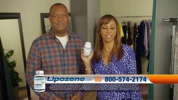 Lipozene TV Spot, 'New Year's: Look Good, Feel Good' Ft. Holly Robinson Peete, Rodney Peete - Thumbnail 7