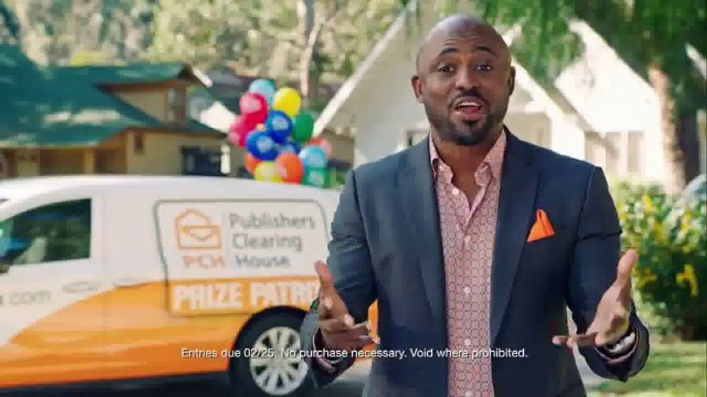 Publishers Clearing House Forever TV Commercial, 'Win Forever' Featuring  Wayne Brady - Video
