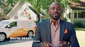 Publishers Clearing House Forever TV Spot, 'Win Forever' Featuring Wayne Brady - Thumbnail 1