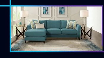 Rooms to Go January Clearance Sale TV Spot, 'Sofas and Reversible Chaises' - Thumbnail 2