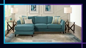 Rooms to Go January Clearance Sale TV Spot, 'Sofas and Reversible Chaises' - Thumbnail 4