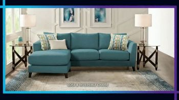 Rooms to Go January Clearance Sale TV Spot, 'Sofas and Reversible Chaises' - Thumbnail 5