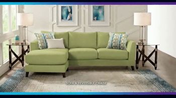 Rooms to Go January Clearance Sale TV Spot, 'Sofas and Reversible Chaises' - Thumbnail 6