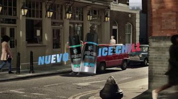 Axe Ice Chill TV Spot, 'Baja la temperatura' [Spanish] - Thumbnail 9