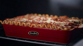 Stouffer's Classics Lasagna TV Spot, 'Two Times the Beef' - Thumbnail 4