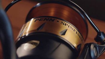 PENN Reels Spinfisher VI TV Spot, 'Gear System' - Thumbnail 10