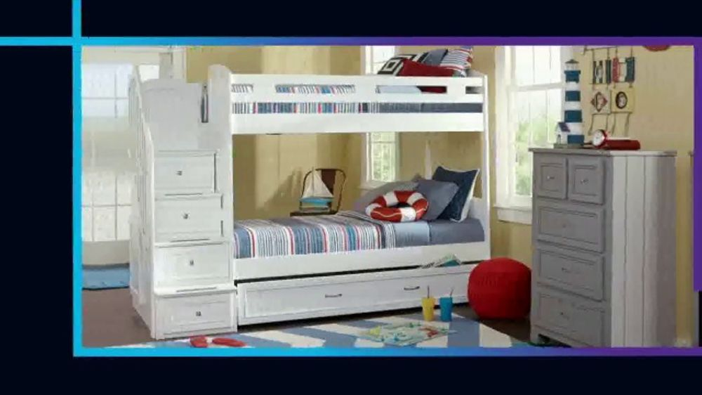 Rooms To Go Kids January Clearance Sale Tv Commercial Bunk Beds