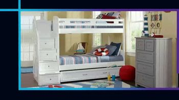 Rooms to Go Kids January Clearance Sale TV Spot, 'Bunk Beds' - Thumbnail 2