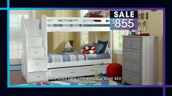 Rooms to Go Kids January Clearance Sale TV Spot, 'Bunk Beds' - Thumbnail 4