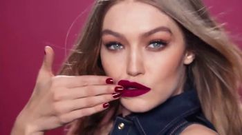 Maybelline New York SuperStay Matte Ink TV Spot, \'New York Inspired Shades\' Featuring Gigi Hadid
