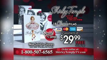 Shirley Temple: The Darling Collection Set TV Spot