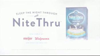 Nite Thru Advanced Sleep Aid TV Spot, 'Two-Stage Release' - Thumbnail 8