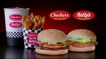 Checkers & Rally's 2 for Meal Deal TV Spot, 'If You're Looking to Feast'