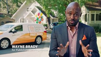 Publishers Clearing House Forever Prize TV Spot, 'Do Not Miss Your Chance' Featuring Wayne Brady - 81 commercial airings