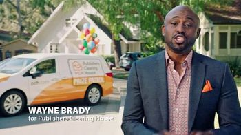 Publishers Clearing House Forever Prize TV Spot, 'Do Not Miss Your Chance' Featuring Wayne Brady - Thumbnail 1