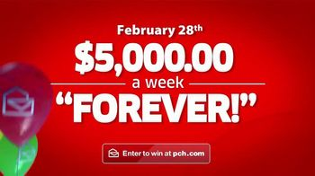 Publishers Clearing House Forever Prize TV Spot, 'Do Not Miss Your Chance' Featuring Wayne Brady - Thumbnail 9