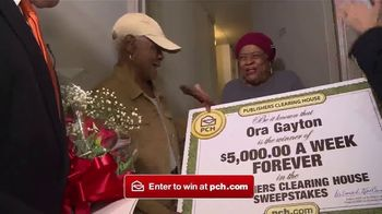Publishers Clearing House Forever Prize TV Spot, 'Do Not Miss Your Chance' Featuring Wayne Brady - Thumbnail 3