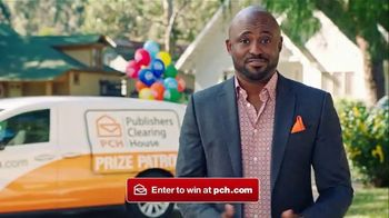 Publishers Clearing House Forever Prize TV Spot, 'Do Not Miss Your Chance' Featuring Wayne Brady - Thumbnail 7