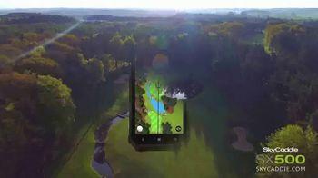 Sky Caddie SX500 TV Spot, 'Instant Distances'