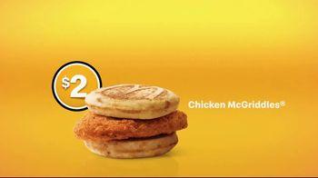 McDonald's $1 $2 $3 Dollar Menu TV Spot, 'Can't Go Wrong' - Thumbnail 4