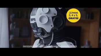 Sprint Unlimited TV Spot, 'Si te cambias a Sprint, recibes la 3ra, 4ta y 5ta línea gratis' [Spanish] - Thumbnail 7