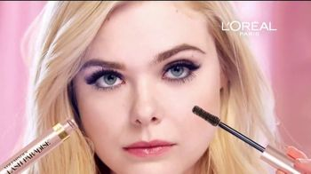 L'Oreal Paris Lash Paradise TV Spot, 'Cómo se ve el paraíso' con Elle Fanning [Spanish] - 764 commercial airings