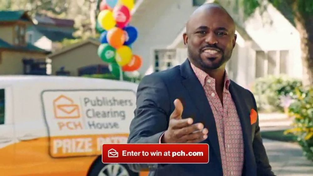 Publishers Clearing House Forever Prize TV Commercial, 'In Just Days'  Featuring Wayne Brady - Video
