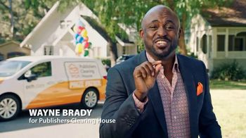 Publishers Clearing House Forever Prize TV Spot, 'In Just Days' Featuring Wayne Brady - Thumbnail 1