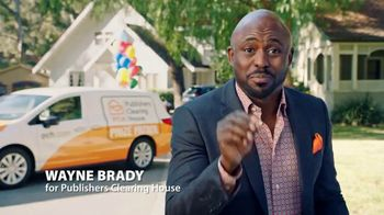 Publishers Clearing House Forever Prize TV Spot, 'In Just Days' Featuring Wayne Brady - Thumbnail 2