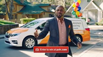 Publishers Clearing House Forever Prize TV Spot, 'In Just Days' Featuring Wayne Brady - Thumbnail 5