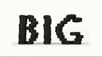 Tire Kingdom Big Brands Bonus Month TV Spot, 'Continental Tire Rebate' - Thumbnail 1