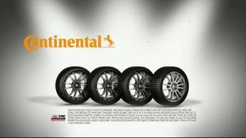 Tire Kingdom Big Brands Bonus Month TV Spot, 'Continental Tire Rebate' - Thumbnail 3
