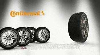 Tire Kingdom Big Brands Bonus Month TV Spot, 'Continental Tire Rebate' - Thumbnail 5