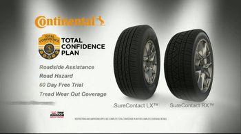 Tire Kingdom Big Brands Bonus Month TV Spot, 'Continental Tire Rebate' - Thumbnail 7