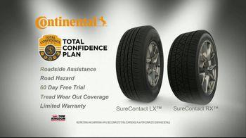 Tire Kingdom Big Brands Bonus Month TV Spot, 'Continental Tire Rebate' - Thumbnail 8