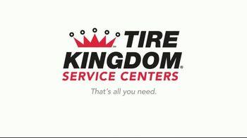 Tire Kingdom Big Brands Bonus Month TV Spot, 'Continental Tire Rebate' - Thumbnail 9