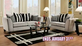 American Freight Red Tag Blowout TV Spot, 'House Full of Furniture' - Thumbnail 9
