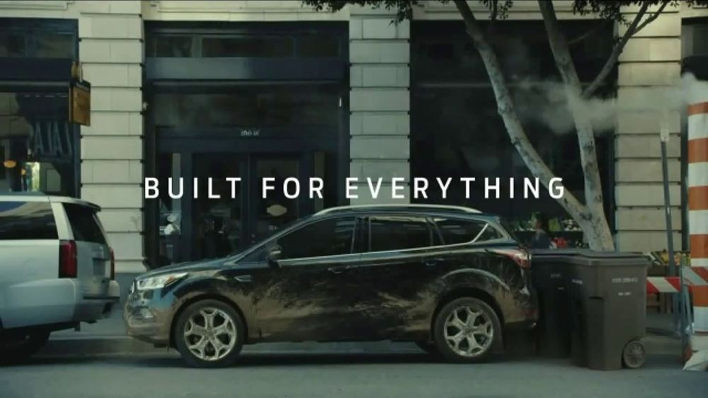 Ford Escape Tv Commercial When You Want An Suv Song By The Jon