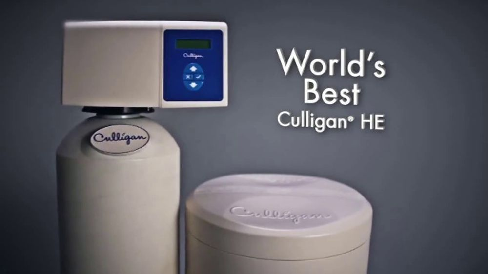 Culligan High-Efficiency Water Softener TV Commercial, 'Start Saving Today'