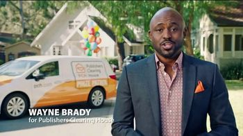 Publishers Clearing House Forever Prize TV Spot, 'Don't Miss Your Chance' Featuring Wayne Brady - Thumbnail 1