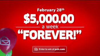 Publishers Clearing House Forever Prize TV Spot, 'Don't Miss Your Chance' Featuring Wayne Brady - Thumbnail 9