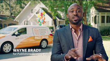 Publishers Clearing House Forever Prize TV Spot, 'Don't Miss Your Chance' Featuring Wayne Brady - Thumbnail 3