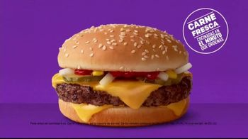 McDonald's 2 for $5 Mix & Match Deal TV Spot, 'Renovado' [Spanish] - Thumbnail 4